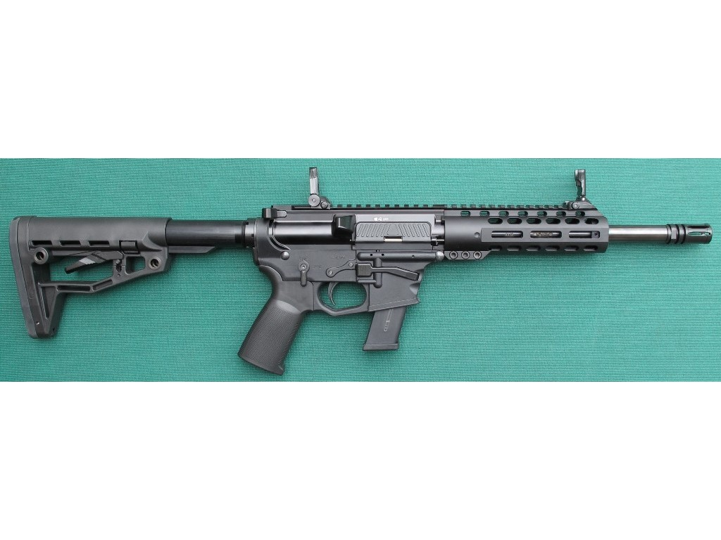 Selbstladekarabiner LLC, Kal. 9x19mm