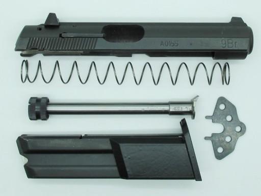 Factory Arms, Wechselsystem für CZ82/83