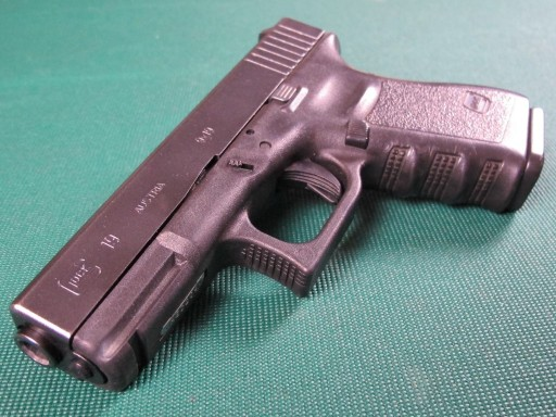 GLOCK19 Gen.3, Kal. 9mmLuger