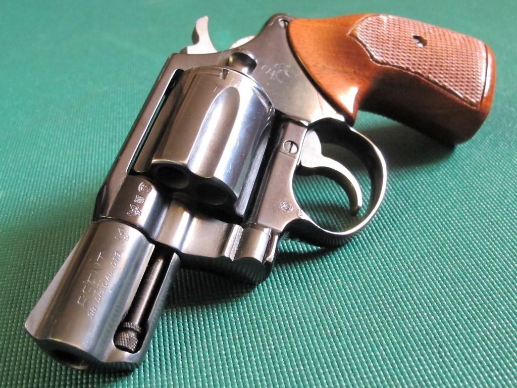 Colt AGENT, Kal..38Spez